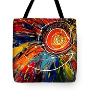 Wild Sunflower 2 Tote Bag