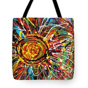 Wild Sunflowers 3 Tote Bag