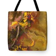 Wild Sunflowers Tote Bag