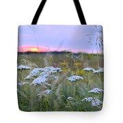 Wild Sunrise Tote Bag