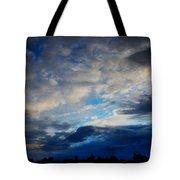 Wild Sunset Tote Bag
