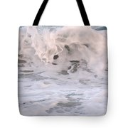 Wild Surf Tote Bag