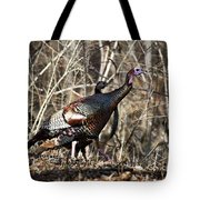 wild Turkey 2 Tote Bag