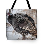 Wild Turkey Not The Whiskey Tote Bag
