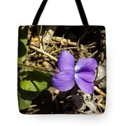 Wild Violet Tote Bag
