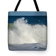 Wild Waves Tote Bag