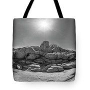 Wild West Rocks Tote Bag
