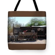 Wild West Still Life Tote Bag
