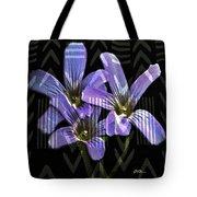Wild Wildflowers Tote Bag