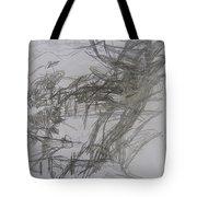 Wild Winter Woods Tote Bag