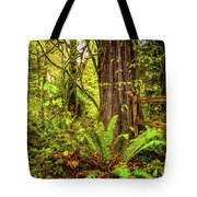 Wild Wonder In The Woods Tote Bag