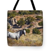 Wild Wyoming Tote Bag