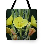Wild Yellow Tote Bag