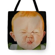 Wildberry Applesauce Tote Bag