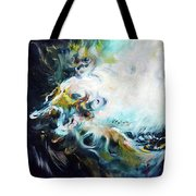 Wilderness - Abstract Tote Bag