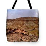 Judean Desert Tote Bag
