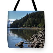 Wilderness Cove Tote Bag