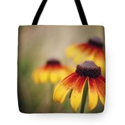 Wildfire Wildflowers  Tote Bag