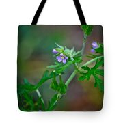 Wildflower 1 Tote Bag