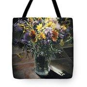 Wildflower Bouquet II Tote Bag