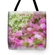 Wildflower Garden 2 Tote Bag