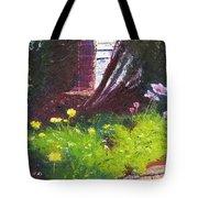 Wildflower Garden Tote Bag