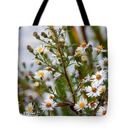 Wildflower,  Tote Bag