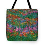 Wildflower Magic Tote Bag