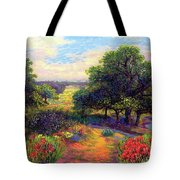 Wildflower Meadows Of Color And Joy Tote Bag