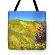 Wildflower Power Tote Bag