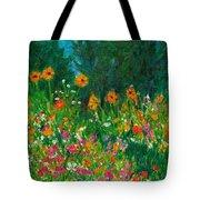 Wildflower Rush Tote Bag
