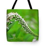 Wildflower Slide Tote Bag