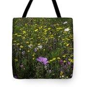 Wildflower Surprise Tote Bag