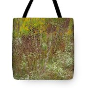 Wildflower Tapestry In Jefferson County Tote Bag