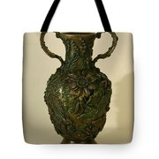 Wildflower Vase Balsamroot Side Tote Bag