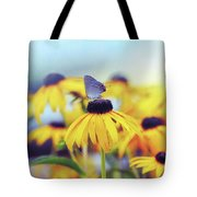 Wildflower Visitor Tote Bag