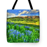 Wildflower Wonder Tote Bag