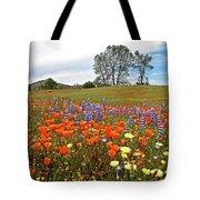 Wildflower Wonderland 5 Tote Bag