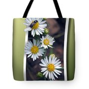 Wildflowers And Visitor Tote Bag