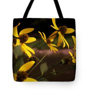 Wildflowers Creekside Tote Bag