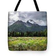 Wildflowers In Palmer Tote Bag