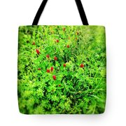 Wildflowers Tote Bag