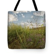 Wildflowers Of Chaco Tote Bag