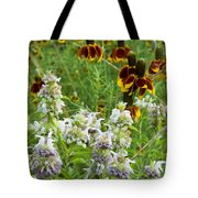 Wildflowers Seven Tote Bag