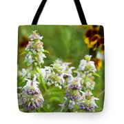 Wildflowers Three Tote Bag