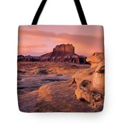 Wildhorse Butte Tote Bag