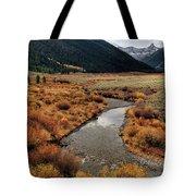 Wildhorse Creek Tote Bag