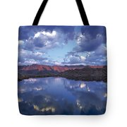 Wildhorse Lake Tote Bag