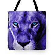 Wildlife Lion 12 Tote Bag