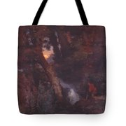 Will O The Wisp 1862 Tote Bag
